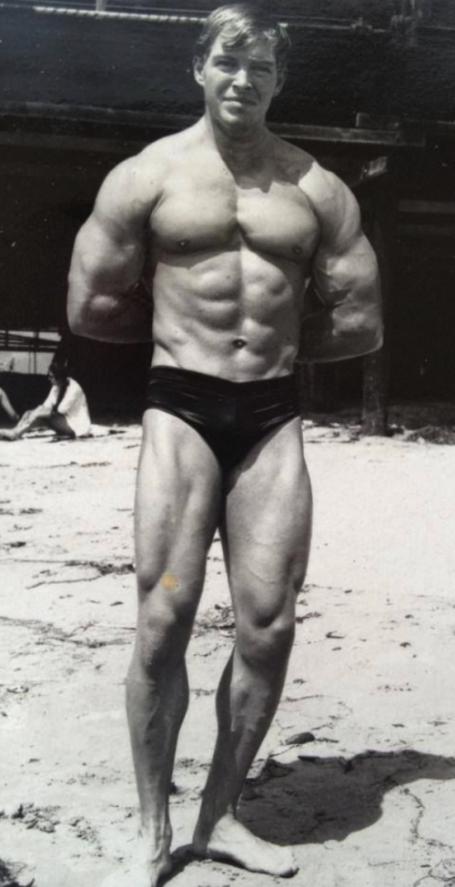 Charlie Fautz Bodybuilder