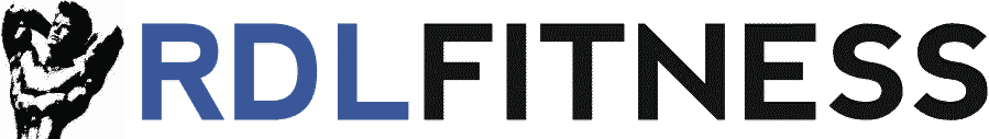 RDLFITNESS Desktop Home Logo