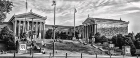 Rocky Stairs Philadelphia