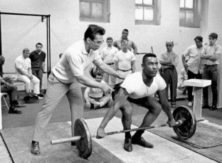 Tommy Kono Olympic Lifting Coaching