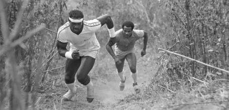 Walter Payton Sprinting Hill